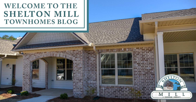 Shelton Mill Townhomes blog