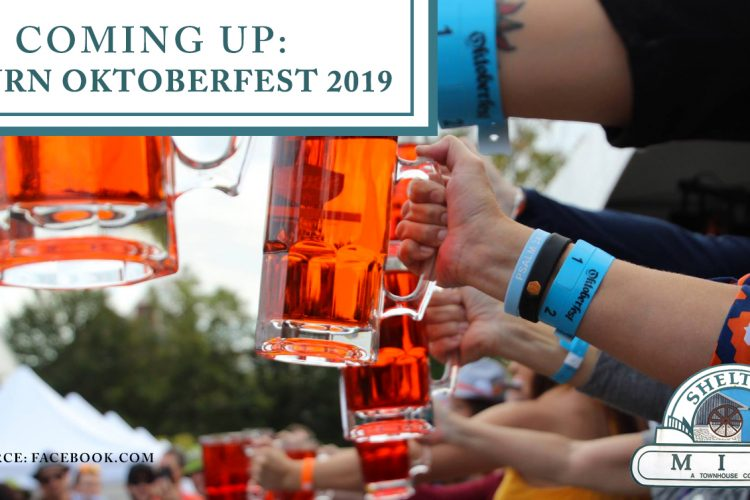 Coming Up: Auburn Oktoberfest 2019