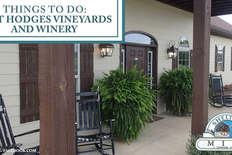 Things to Do: Visit Hodges Vineyards and Winery