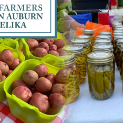 summer farmers markets in Auburn and Opelika