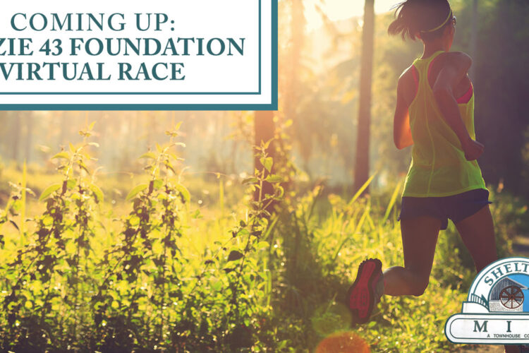 Coming Up: Lutzie 43 Foundation Virtual Race
