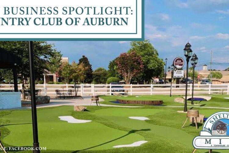 New Business Spotlight: Country Club of Auburn