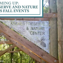 Kreher Preserve and Nature Center's Fall Events