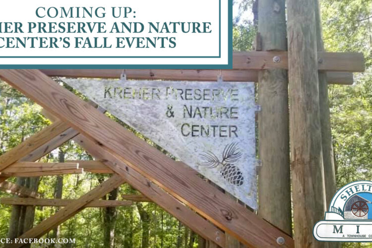 Coming Up: Kreher Preserve and Nature Center's Fall Events