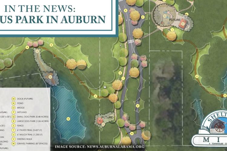In the News: Dinius Park in Auburn