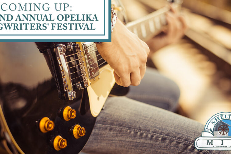 Coming Up: Second Annual Opelika Songwriters' Festival