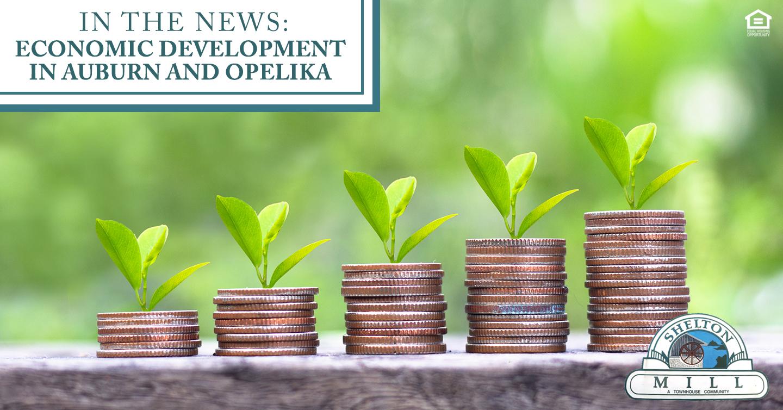 Economic Development in Auburn and Opelika