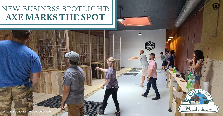 New Business Spotlight: Axe Marks the Spot