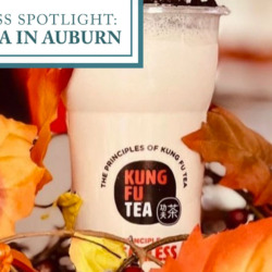 Kung Fu Tea in Auburn